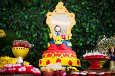 Snow White is the Most Beautiful   CatchMyParty.com