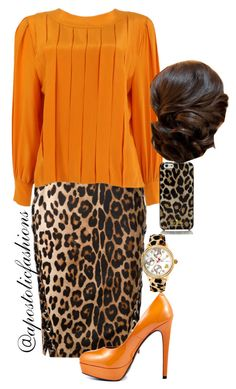 """Apostolic Fashions #819"" by apostolicfashions on Polyvore featuring Altuzarra, Hardy Amies, Blink, Betsey Johnson and Kate Spade"