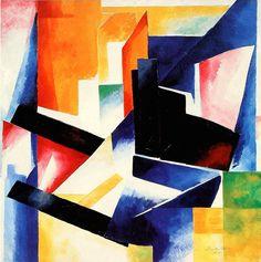 aleksandra-ekster-construction-of-color-planes-1921-oil-on-canvas-89-x-89-cm