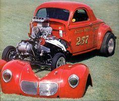 221 best 1937 1941 willys drag cars images drag cars street rh pinterest com