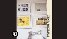 the whole arrangement is cool, but i am particularly partial to the instax frame.