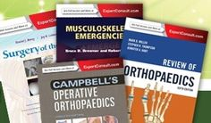 Last chance to SAVE up to 20% on our top #orthopedics titles in our #AAOM13 special before May 25!