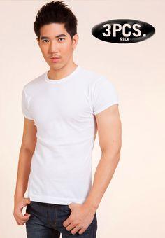 Inner Club  Pure Cotton T-Shirt 600 THB
