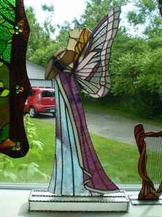 3D Butterfly Angel-AmberLyn's STG - by amby