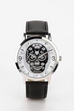 Skull Watch   $28