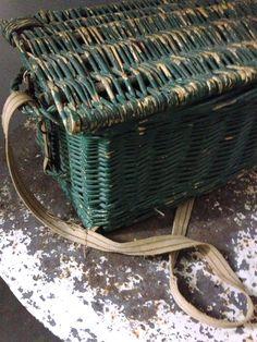 French gathering basket FleaingFrance