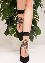 Trasparenze Feijoa Fashion Socks Thumbnail