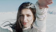 Laleh. She has the courage to stand out and say what's really in her heart.