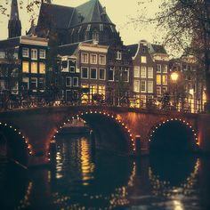 Definitely a top destination in my travel plan! #Amsterdam | Untitled by Irene S. via Flickr