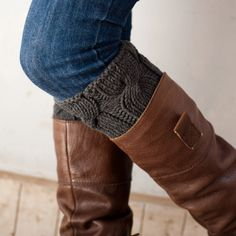 Boot cuffs! #deepgreen Ethical Shopping, Boot Cuffs, Leg Warmers, Boots, Accessories, Products, Style, Fashion, Leg Warmers Outfit
