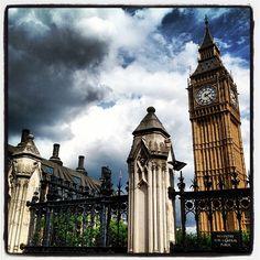 kitthika's photo  of Big Ben on Instagram