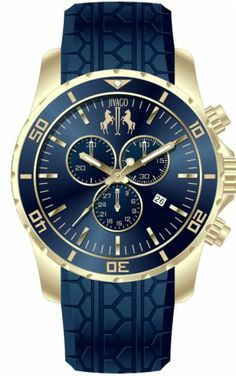 Jivago Men's Ultimate Sport Chronograph (JV0123)