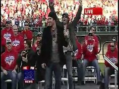 World Fu_kin Champions! Chase Utley Curses on Live TV- Phillies Parade