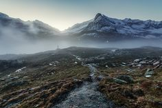 alp impressions VIII by Lukas Furlan