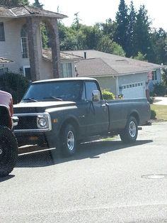 Chevy p/u