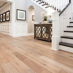 Old World Oak Hardwood Floors