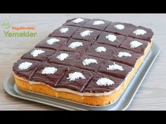 YouTube Nutella, Chocolate Cake, Tiramisu, Tart, Waffles, Food And Drink, Health Fitness, Breakfast, Ethnic Recipes
