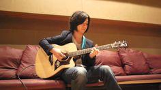 AOZORA (Blue sky) ~青空~ (acoustic guitar solo) / Yuki Matsui