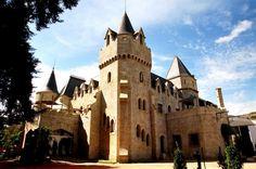 Castelo de Itaipava Eventos e Hotel, Petropolis, RJ. #viagem #trip