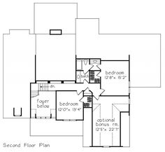 Statesboro - Home Plans and House Plans by Frank Betz Associates