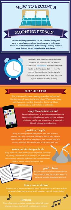 how to become a morning person. Really struggling with the 6:30 wakeup while he sleeps in, and the long commute, so far.