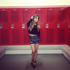 Ally Brooke from 5th Harmony