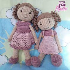 7e0117acd03ae Prajitura Tavalita- pandispan Vestido De Crochê Para Criança