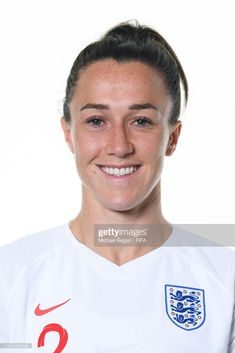 Lucy Bronze of England poses for a portrait during the official FIFA Women's World Cup 2019 portrait session at Radisson Blu Hotel Nice on June 2019 in Nice, France. National Football Teams, Women's Football, Ellen White, Female Soccer Players, Fifa Women's World Cup, Alex Morgan, Female Athletes, Role Models, England
