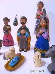 Nacimiento Tradicional Mexicano