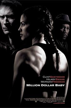 """2004 Academy Award Winners    Picture: Million Dollar Baby   Actor: Jamie Foxx (Ray)   Actress: Hillary Swank (Million Dollar Baby)   Supporting Actor: Morgan Freeman (Million Dollar Baby)   Supporting Actress: Cate Blanchett (The Aviator)   Director: Clint Eastwood (Million Dollar Baby)   Adapted Screenplay: Alexander Payne and Jim Taylor (Sideways)   Original Screenplay: Charlie Kaufman, Michel Gondry, and Pierre Bismuth (Eternal Sunshine of the Spotless Mind)   Song: """"Al Otro Lado Del…"""