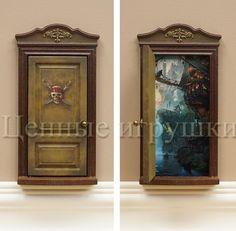 Вы сохранили этот Пин на доску «Fairy Door - волшебные двери в сказочную страну». дверь феи, Fayri Doors дверка для феи сказочная дверь волшебная дверь волшебство дети маленькая волшебная дверка для феи или эльфа или другого сказочного существа, создаст атмосферу чуда и волшебства в комнате вашего ребенка. Дверь ведущая к морским приключениям, сокровищам и пиратам.