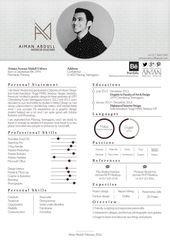9 Architecture Student Resume Creative Cv Interior Design Student Resume Beautiful Resume Aiman Abdull Resume Businesscard in Portfolio Design, Portfolio Resume, Template Portfolio, Architect Resume, Architect Jobs, Graphic Design Cv, Cv Design, Architectural Cv, Modelo Curriculum