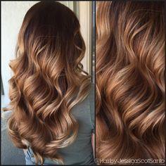 Beautiful Balayage by Jessica Scott Santo @ Tangles Salon and Spa in Easton, PA 18042 610.250.7009 IG : @HairbyJessicaScottSanto #HairbyJessicaScottSanto #tanglessalonandspa #easton #eastonpa #lehighvalley #ombre #balayage #curls #longhair #wellahair #hairpainting #btcpics #behindthechair #modernsalon @modernsalon @behindthechair #stylist