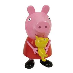 Peppa Pig Christmas Ornament, Multicolor