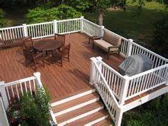 trex decking white railing - Bing Images