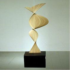 Tapio Wirkkala: Vaneriveistos / Plywood sculpture, Tapio Wirkkala Rut Bryk Foundation.