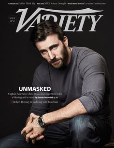 'Captain America's' Chris Evans Says He's Ready to Leave Acting Behind | Variety