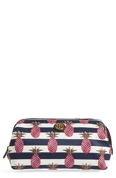 Tory+Burch+'Large'+Cosmetics+Case+available+at+#Nordstrom