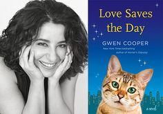 Best-selling author, Gwen Cooper, is touring NO KILL shelters, has given over $40k in product thus far to the shelters and raised over $5k so far in donations -- and she's not done.  A first-of-it's kind -- when you help animals you help people.  Love *does* save the day.
