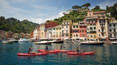 Portofino, Ligúria E Sport, Kayak Tours, Italy Holidays, Environmental Education, Tour Tickets, Cinque Terre, Day Trip, Kayaking, Trip Advisor