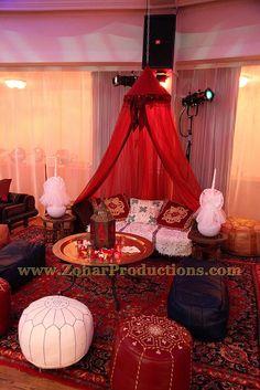 Moroccan Decor | moroccan henna party decor zohar productions provided moroccan decor ...