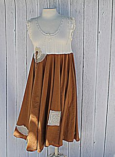 Women's Clothing / Vintage Upcycled Clothes / by AmadiSloanDesigns, $67.00