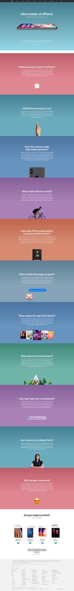 Apple Commercial, Desktop Screenshot, Iphone