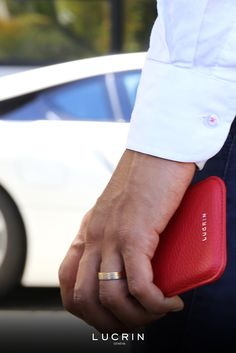 Lucrin's range of accessories for Apple products comprises of various genuine leather cases and sleeves designed to protect your Apple devices. What Men Want, Man Up, Apple Products, Sleeve Designs, Leather Case, Iphone, Fashion, Leather Pencil Case, Moda