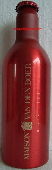 Alu Beer Bottles - Aluminium Bottle Collection