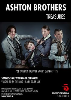 """"""" Subliem theater..."""" (Dagblad van het Noorden)"""