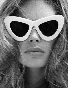 Over the Top Vintage Sunglasses