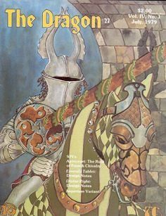 THE LAND OF NOD: Dragon by Dragon - July 1979