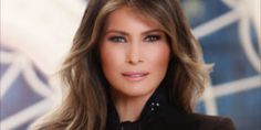 Melania Trump's official portrait as thefirst lady has just been unveiled by the White House. Details as to the photographer and when the photo was taken were not released. In the portrait, the 46-year old Slovenia native is seen wearing a black ensemble, and with her stunning engagement ring front and center. The first lady has her arms crossed and is donning a subtle smile. Mrs. Trump recently made the announcement that she and son Barron will be moving into the White House soon. Since…