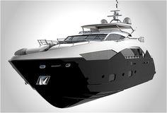 Sunseeker Predator 115 Superyacht